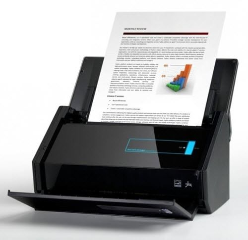 Scanner wifi IX500